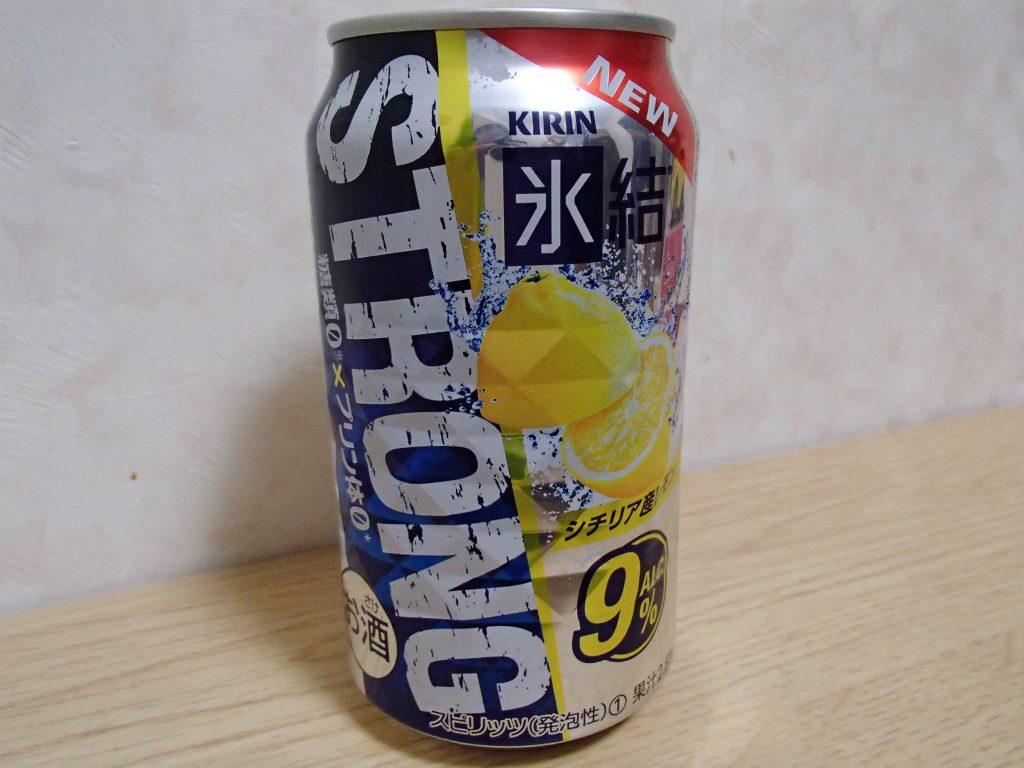 kirin 氷結シチリアレモン
