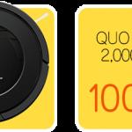 【web】103名様★ガス警報器工業会「アイロボット ルンバ、QUOカード2,000円分」
