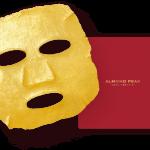 【クローズド懸賞】【ハガキ懸賞】1,000名様★グリコ「純金箔マスク」