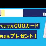 【クローズド懸賞】【スマホ応募】1,500名様★サントリー「オリジナルQUOカード1,000円分、かるた付き 14フレーバーフルセット」