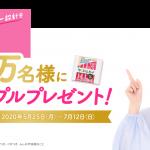 【ネット懸賞】【無料サンプル】2万名様★花王「ロリエサンプルセット」