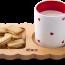 【クローズド懸賞】【Twitter懸賞】500名様★グリコ「ビスコオリジナルおもてなしセット(マグカップ&プレート)」